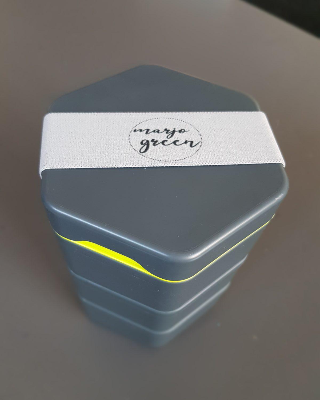 lunch box marjo green