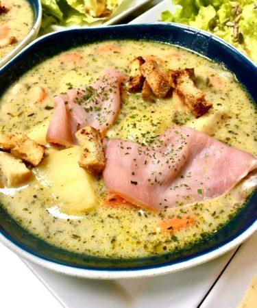 soupe paysanne marjo green