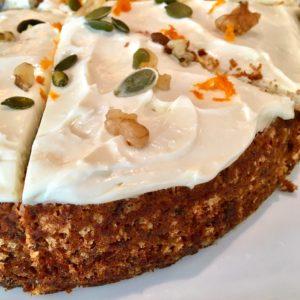 carrot cake marjo green