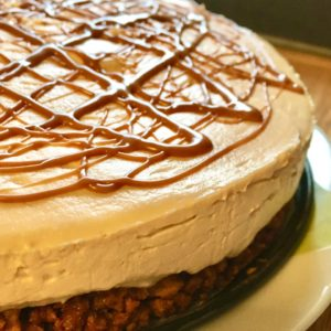 cheesecake speculoos marjo green