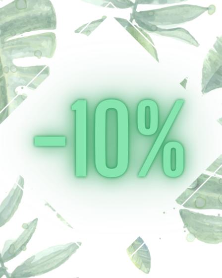 10% japportemaboite marjo green